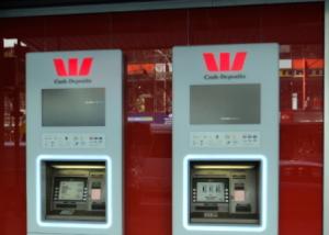 Geldautomaat in Australië