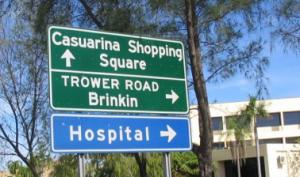 Ziekenhuis australië