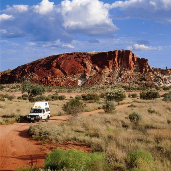 Camperreizen in Australië: Meer vrijheid bestaat niet