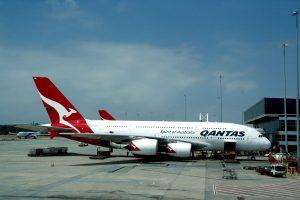 Vliegen naar Melbourne