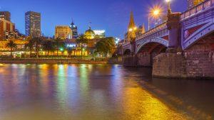 Melbourne tweede stad Australië