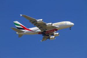 Vliegen naar Australie met Emirates