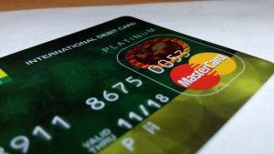 Creditcard in Australie