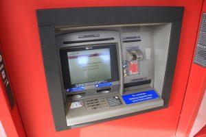 Geldautomaat in Australie